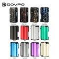 Original DOVPO Topside 90W Top Preenchimento TC Squonk MOD com 10ml Garrafa & 0.96 Polegada Squonk Tela OLED e-cig Vape Mod Vs ARRASTAR 2/GEN