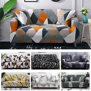 Image 5 - المنزل أريكة الأريكة يغطي منقوشة أريكة تمتد غطاء أريكة يغطي لغرفة المعيشة الحديثة slipأريكة التفاف ضيق 1/2/3/4 مقاعد