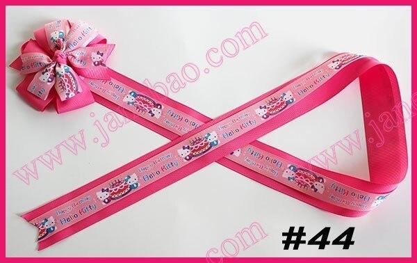 40 шт Разноцветные 36 ''модные банты для банты из бутика фанки банты