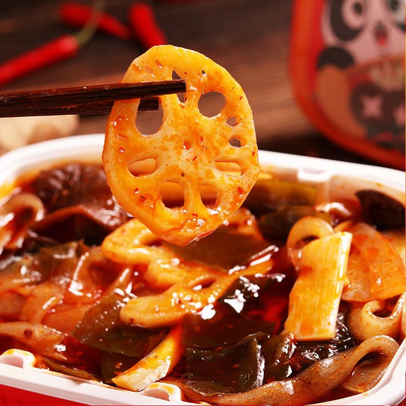 Mo Xiaoxian Food Self Heating Hot Pot Chongqing Mala Tangfang Portable Self  Cooking Instant Small Hot Pot Self Heating|Lunch Boxes| - AliExpress