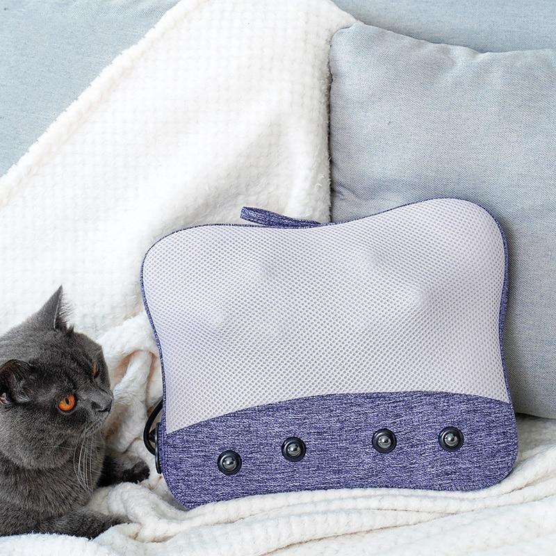 Multifunction Massage Pillow Household Cervical Vertebra Massager Back Waist Shoulder And Neck Massage Artifact Car Pillow