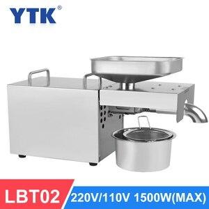 Image 1 - YTK LBT02 อัตโนมัติเย็นน้ำมันสูงสกัดRateน้ำมันEXTRACTORถั่วลิสงมะพร้าวน้ำมันมะกอกกดเครื่อง
