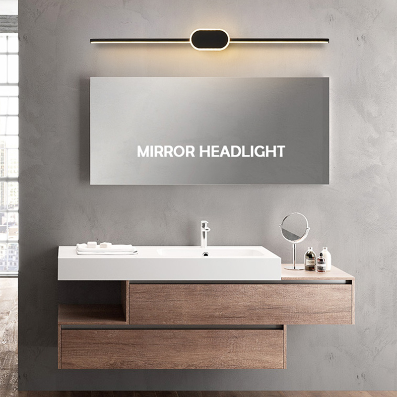 parede do banheiro banheiro espelho arandela luminarias 05