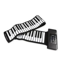 61 Keys 88 Keys Beginner Adult Roll Up Piano Flexible Soft Electronic Digital Piano Roll Up Keyboard Piano Portable Piano g c pfeiffer piano piece no 1
