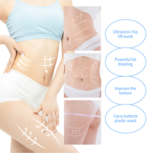Image 2 - 3 In 1 Cavitation Ultrasonic Body Slimming Machine Professional RF Radio Frequency Loss Weight Skin Tighten Rejuvenation Device