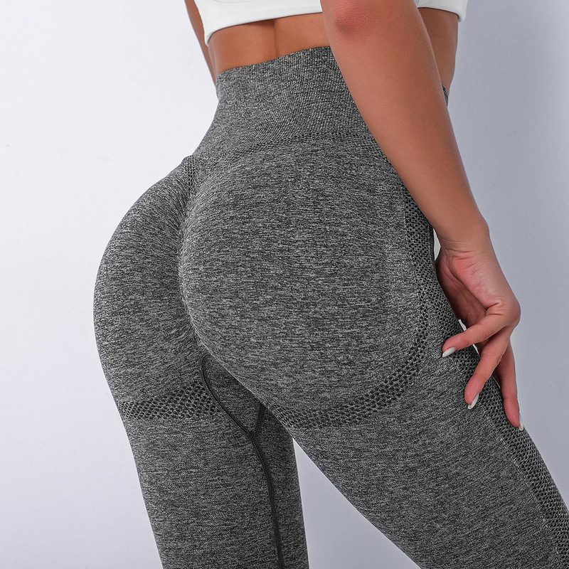 Sexy Leggings Fitness Push Up High Waist Leggings Gym Workout Woman Pants Female Sport Pants Solid 11 color