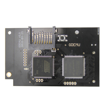 2018 Optical Drive Simulation Board For Sega Dreamcast GDEMU VA1 DC Game Optical drive analog board V5.5 New Built-in Free Disk