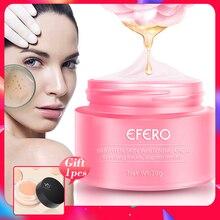 EFERO Whitening Face Serum Freckle Removal Cream Melanin Dark Spot Moisturizing Repair