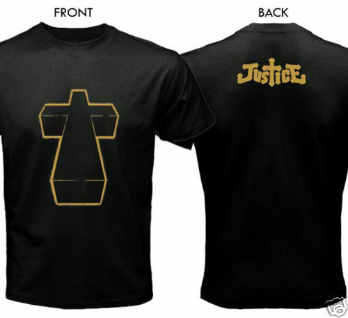 Justice Music House Eletric Dance Funny Dj Techno Rap 3-4Yrs To 5Xl T Shirts