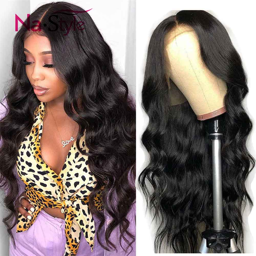 Body Wave Human Hair Wigs For Black Women Preplucked Lace Wig Humain Hair Virgin Hair Wigs Glueless Lace Front Human Hair Wigs