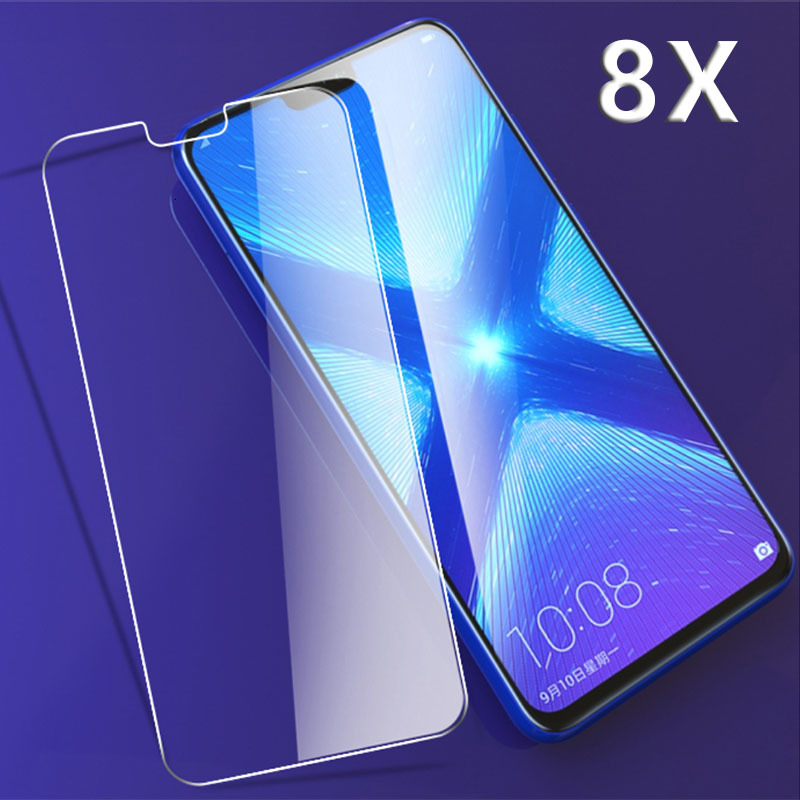 Verre de protection pour Huawei Honor 8x verre trempé protecteur d'écran sur Huawey Honor8x 8 X X8 protéger Film Premium téléphone d'origine