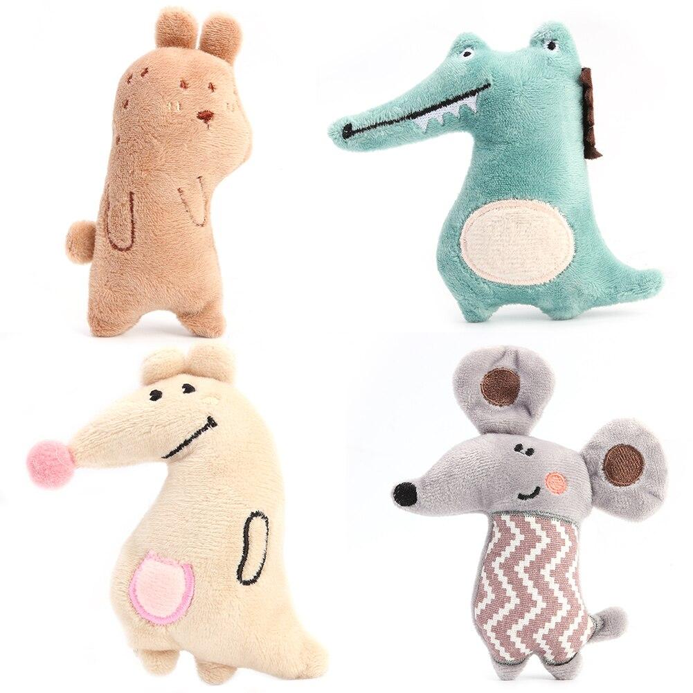 Игрушки Traning для собак, игрушки для ловли, забавные игрушки для кошек, милые плюшевые животные, мята Дразнилка для котенка, игра, Интерактивн...