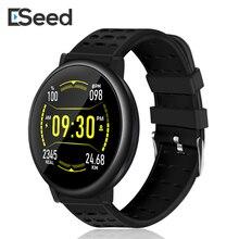 Смарт-часы ESEED S30, мужские, IP67, водонепроницаемые, 180 мА/ч, длинные, в режиме ожидания, для измерения артериального давления, погоды, умные часы для android ios