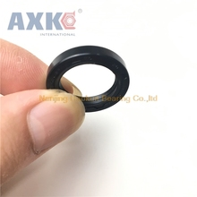 AXK 12x28x6/7/8/10  12x30x5/7/10 Nitrile Rubber NBR 2 Lip Spring TC Gasket Radial Shaft Skeleton Oil Seal 10pcs axk 25x47x7 tc25x47x7 nbr skeleton oil seal 25 47 7 seals axk high quality seals radial shaft seals nitrile rubber