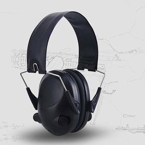 Image 5 - Militaire Tactische Oorbeschermer Ruisonderdrukking Jacht Schieten Hoofdtelefoon Anti Noise Oor Verdedigers Gehoorbeschermer