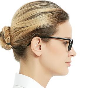 Image 4 - Spedizione gratuita moda acetato occhiali fatti a mano prescrizione lente medica occhiali da vista donna e uomo telaio ZOU