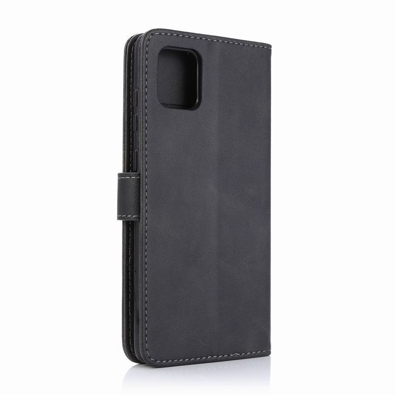 Cover Case For Samsung Galaxy Note 10 Lite S10 A91 A81 Luxury Magnetic Flip Wallet Leather Phone Cases For Samsung A81 A91 Coque