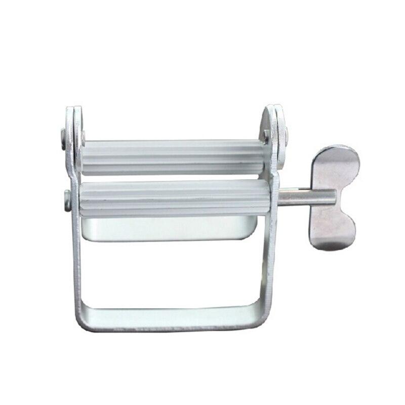 Металлическая зубная паста пищалка пигмент пищалка крем для рук Крем клей скребок Инструмент зажим