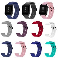 Cinturino sportivo in Silicone per Huami Amazfit Bip Smart Watch 20MM cinturino di ricambio bracciale accessori intelligenti TXTB1