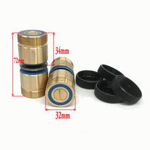 Brass Seat Complete Pulley Assembly 561 OD32*L72mm for WEDM Wire Cutting Machine