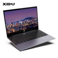 XIDU portátil de 12,5 pulgadas Intel 3867U CPU Quad Core windows10 portátil de 2560*1080 8GB RAM 128GB ROM Dual Wifi HDMI USB juego de computadoras portátiles