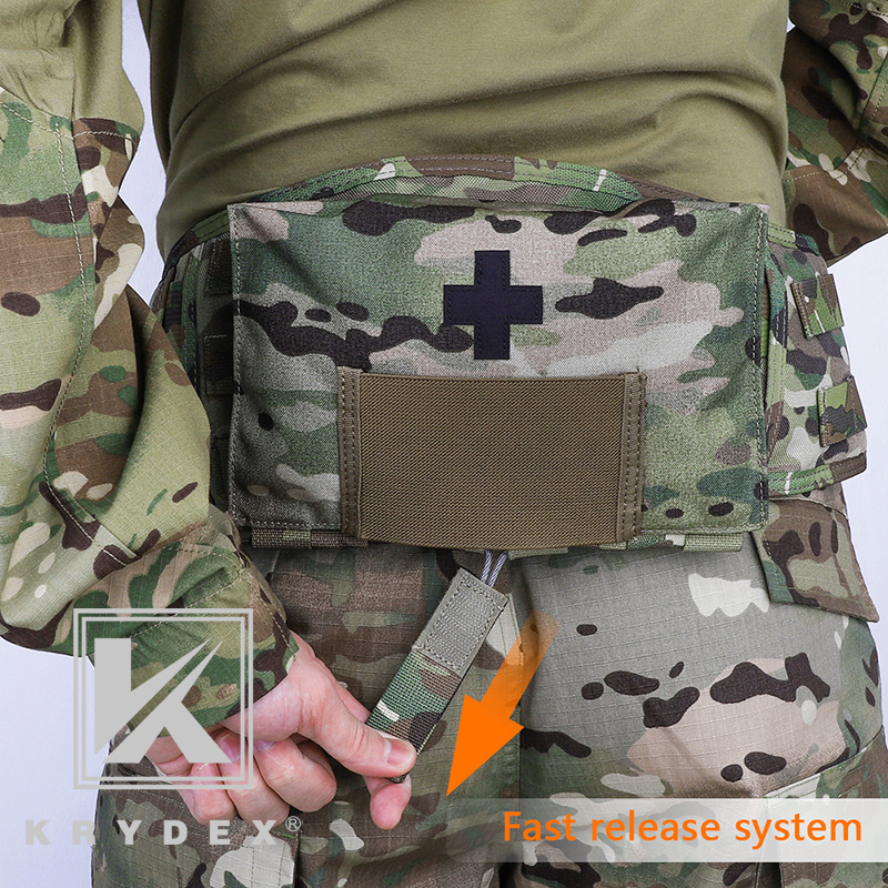 KRYDEX LBT9022 Seal First Aid Kit Pouch 5.5