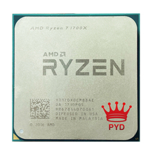 AMD Ryzen 7 1700X R7 1700X 3.4 GHz processore CPU a otto Core Socket Socket AM4