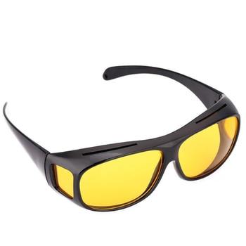 Car Night Vision Sunglasses Night Driving Glasses Driver Goggles Unisex Sun Glasses UV Protection Sunglasses Eyewear 5