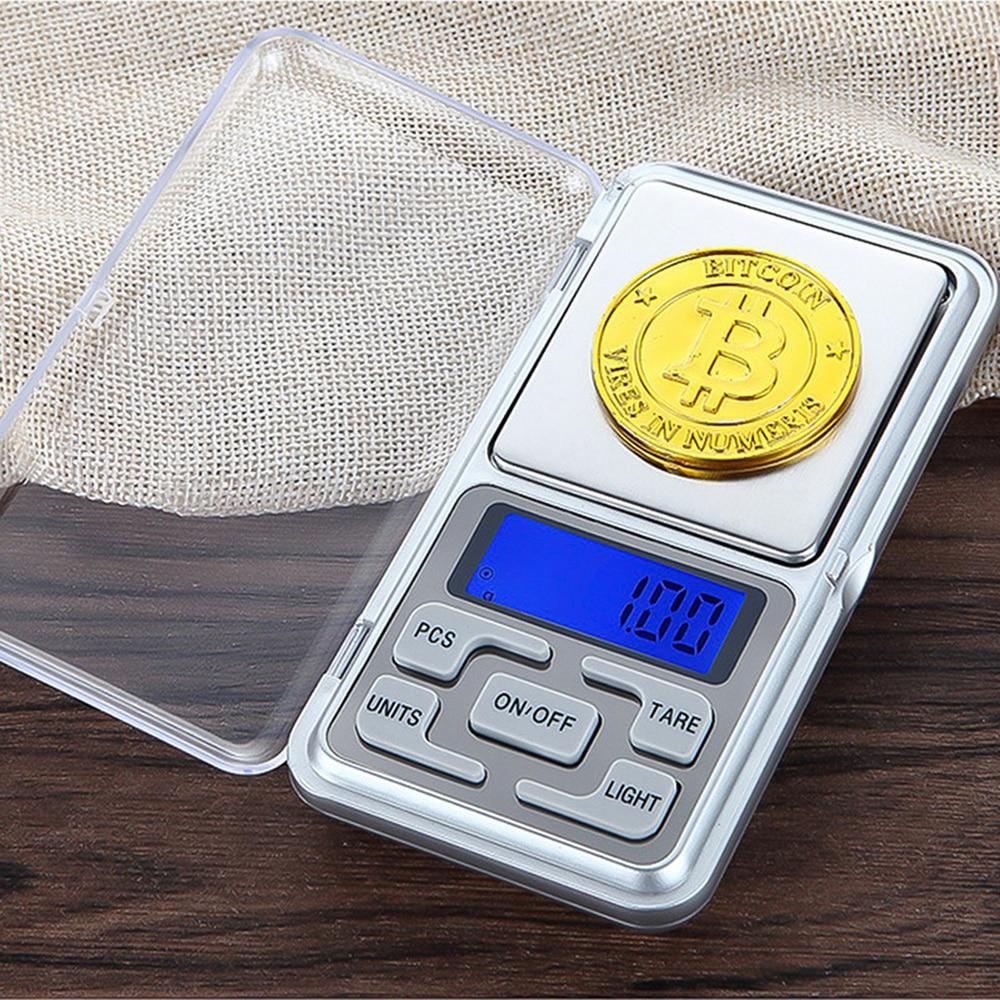 ЖК-дисплей Кухня весы грамм электронные ювелирные весы баланс веса для Чай выпечки цифровой взвешивания 500 г/1/2 кг/3 кг