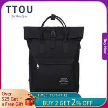 TTOU sac à dos pour femmes, sac à dos pour lécole, chargeur USB externe, en toile, pour écolières, sac à dos pour ordinateur portable