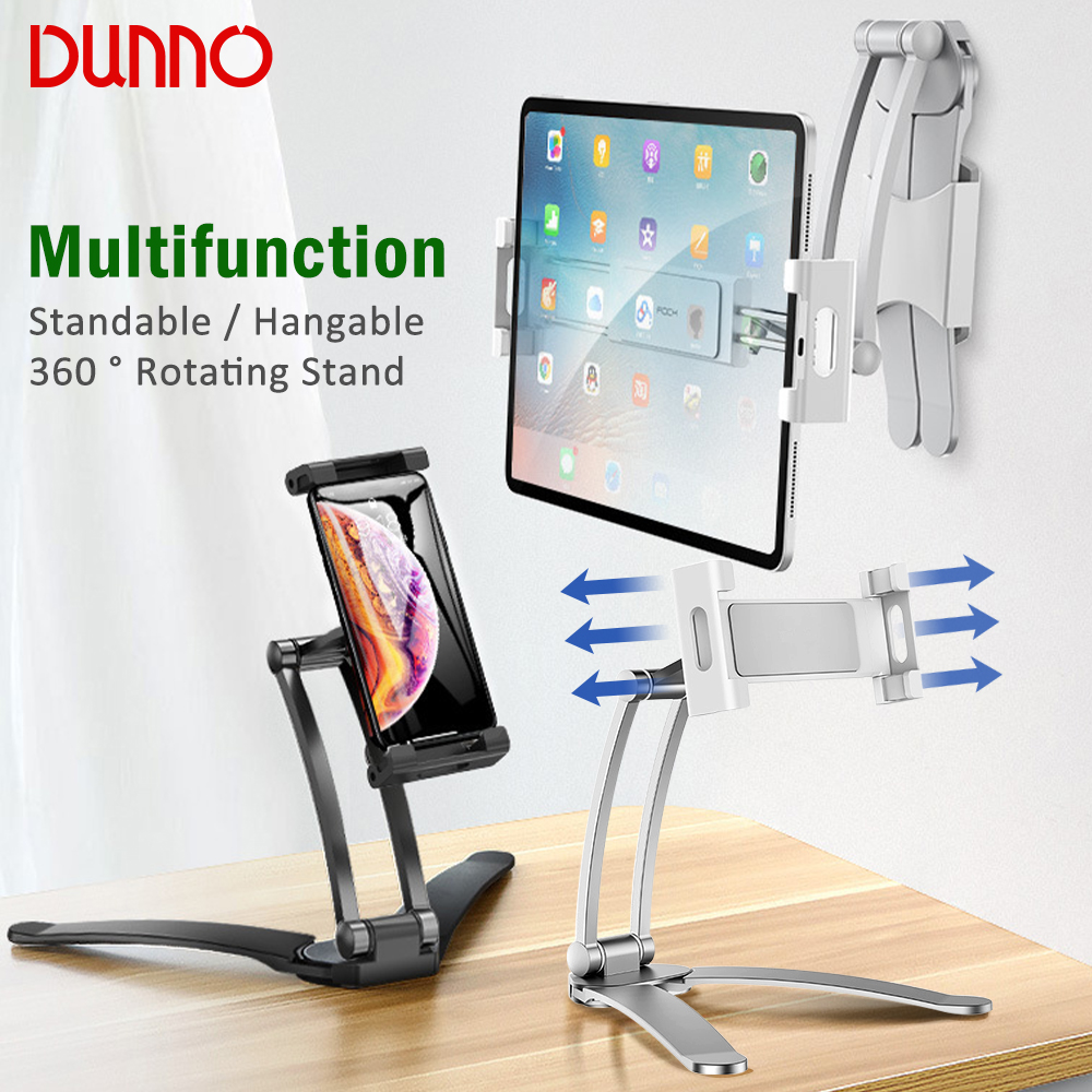 Multifunction Tablet Holder Folding Desktop For Samsung Xiaomi iPad Stand Support Tablette iPad Pro Accessories Phone Stand