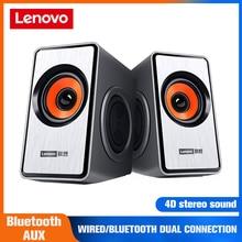 M550 audio desktop computer speaker notebook multimedia mobile phone subwoofer wired USB Stereo Multimedia speaker for Lenovo