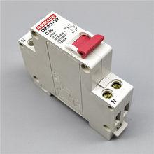 Interruptor de aire en miniatura para el hogar, 1 Uds., DZ30-32, TPN, DPN, 1P + N, Mini disyuntor, 10A,16A,20A,25A,32A, Mini disyuntor