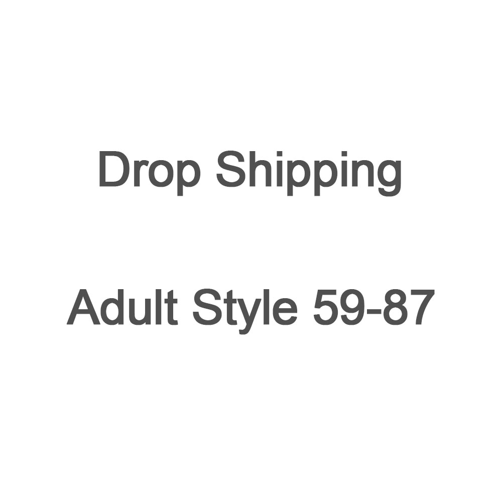US Drop Shipping LINK ADULT Style 59-87