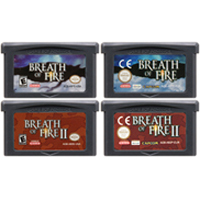 32 Bit Video Game Cartridge Console Card for Nintendo GBA Breath of Fire Series