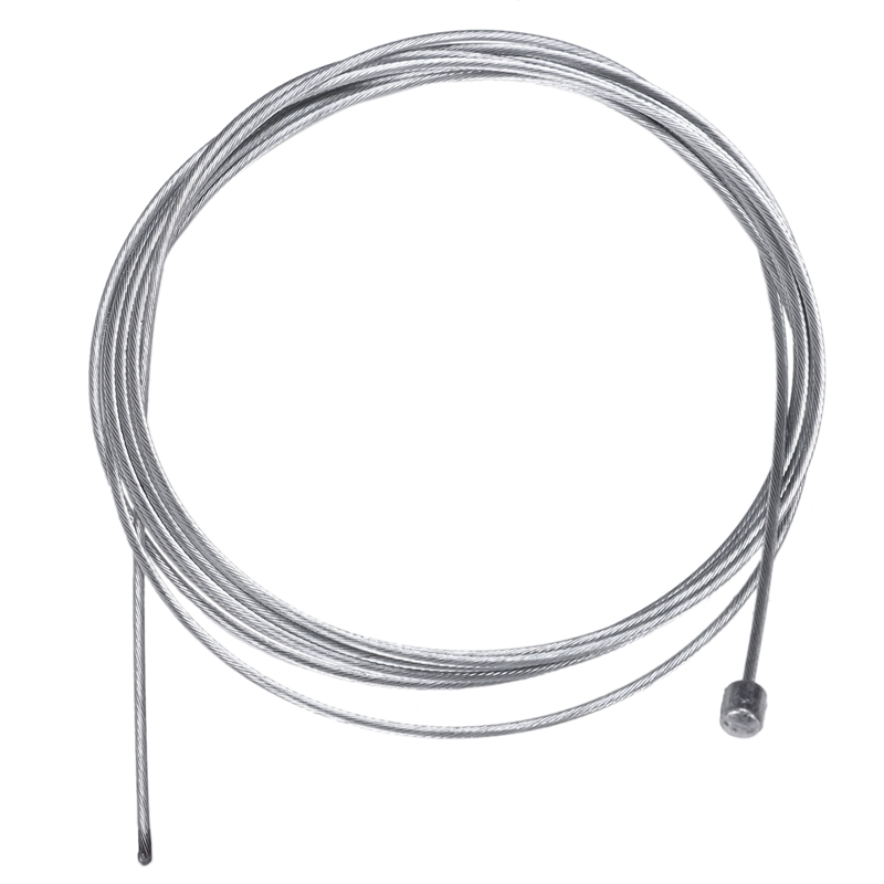 2M 6.6 Ft Length Bicycle Speed Adjusting Handle Brake Cable Wire