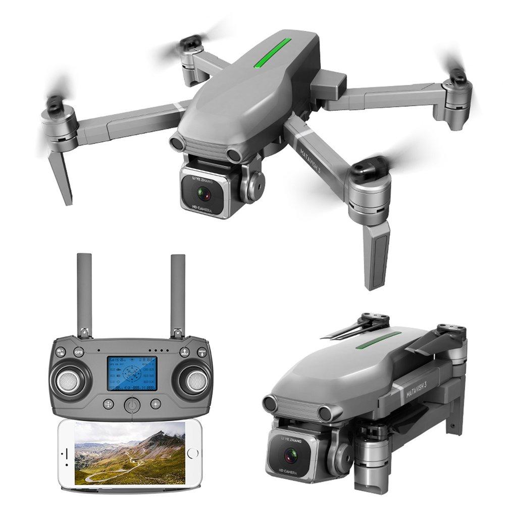 L109 S Gps Opvouwbare Rc Drone Met 4K Hd Camera Rc Helicopter Vliegtuigen 800M Wifi Beeldoverdracht Afstandsbediening speelgoed