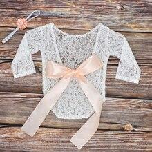 Реквизит для фотосессии новорожденных; кружевной комбинезон для маленьких девочек; одежда с принтом стрельбы для фотосессии; реквизит для фотосессии новорожденных