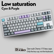 WINMIX PBT keycap Muted Cherry height 175 keys Sublimation process Fits Filco and most mechanical keyboards