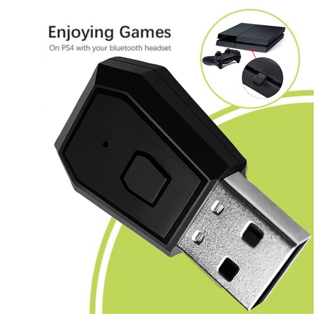 Беспроводной USB-адаптер/приемник D-ongle Bluetooth для PS4 Игровые наушники 2,4G ручка приемника Bluetooth 4,0