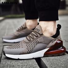 Мужская и женская дышащая Спортивная обувь из сетчатого материала; Легкие модные мужские кроссовки для бега; Zapatos De Hombre