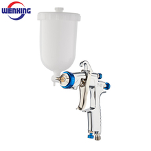 WENXING paint gun W101 air spray gun hand manual spray gun,0.8/1.0/1.3/1.5/1.8mm Japan quality, w 101 paint Sprayer 400CC