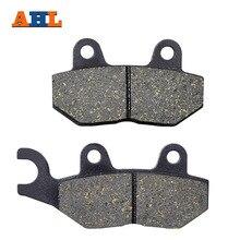 Ahl pastilhas de freio dianteiro & traseiro discos para triumph bonneville t120 t595 daytona 955 triple 955cc street twin thruxton 900 1200