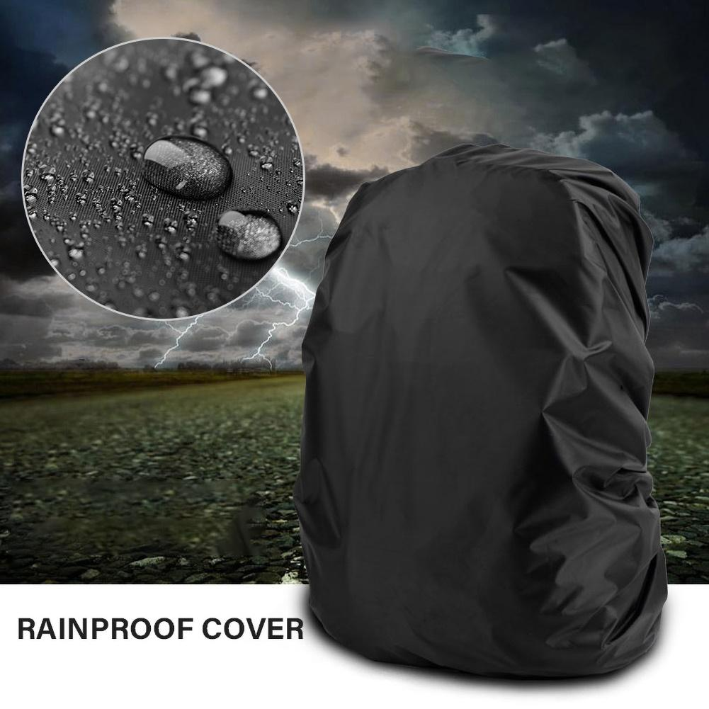 Outdoor Bags Cover Hiking Camping Travel Mountaineering Waterproof Backpack Dust Rain Cover Protector