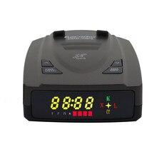 Karadar-Detector de Radar de GPS para coche 2 en 1, alarma de Radar con modo de firma k CT X, bandas láser con idioma ruso