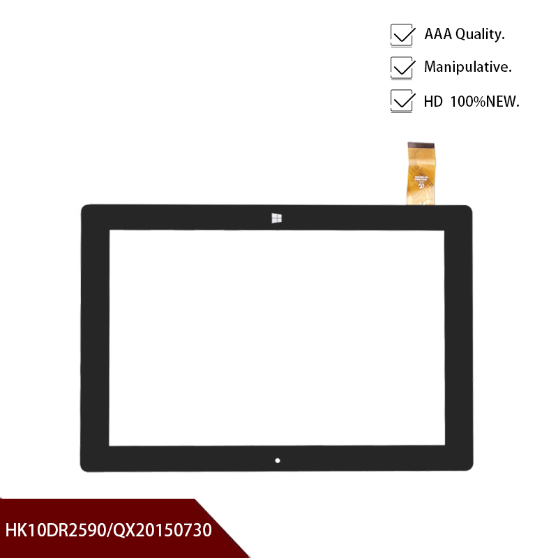 New For 10.1 Inch Oysters T104W 3G Tablet PC Touch Screen Digitizer Panel Repair Sensor HK10DR2590 QX20150730 Free Shipping