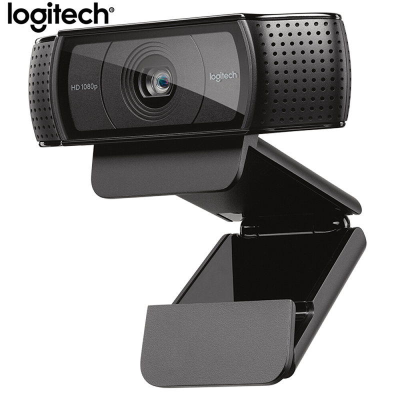 Logitech C920E HD 1080P Webcam Autofocus Camera Full HD Smart 1080P Video Calling With Stereo Audio Support Windon7/8/10 Mac OS