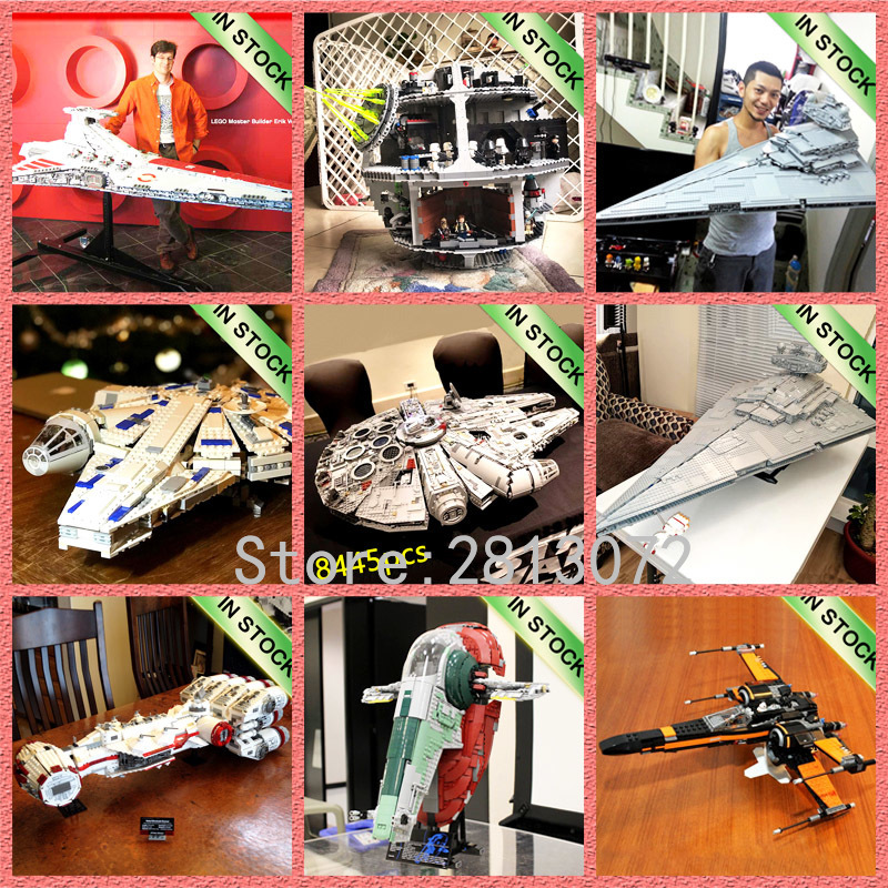 In Stock Star Movie Wars Buliding Blocks 05132 10908 05077 05027 05004 05007 05037 05142 05084 05046 07043 05042 75252 05152