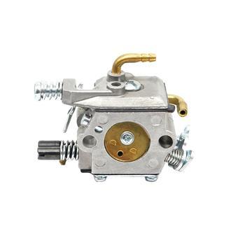 цена на 1PC Carburetor Fit for MP16 45CC 52CC 58CC Chainsaw Carb 2 Stroke Engine 4500 5200 5800 Chainsaw Gasoline Garden Tools