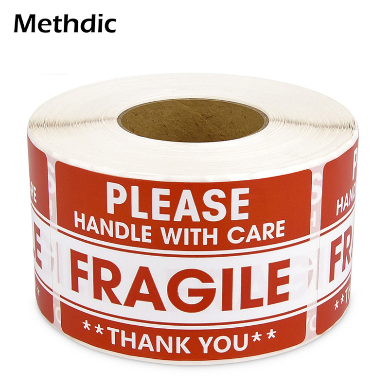 Methdic 500 Labels/Roll 2